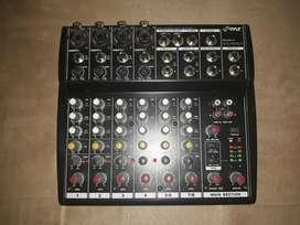 Vendo o Cambio consola PYLE PEXM810