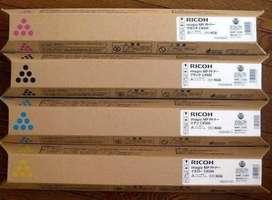 TONER RICOH MPC4500 C5000 COLOR NEGRO X 450 GRAMOS