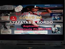 READY FOR FLY CURSO AZAFATAS A BORDO