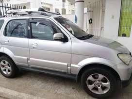 Zotye 4x2 Duna Motor Mitsubishi