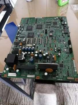 Main board Plotter hp 8000
