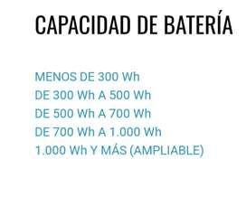 Reparación de Baterías de Litio TODAS las marcas.