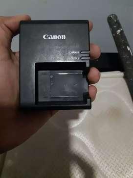 Cargador y batería Canon original