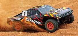 Carro Rc Profesional Traxxas Slash 1/16