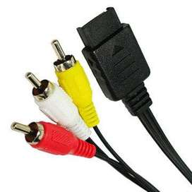 Cable Audio Y Video Playstation 2 Ps1 Ps2 Ps3 Av Rca 2 Mts