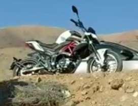 Vendo moto marca FENIX, año 2021, modelo AVATAR200RR, color Blanco