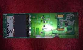 placa inverter LCD LG 47LH70yr