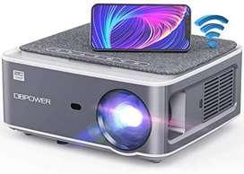 Proyector DB power db828 Nuevo 1080 nativo.