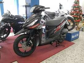 Suzuki address mod 2020