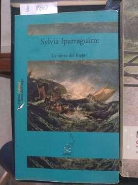 La tierra del fuego. Sylvia Iparraguirre