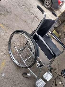 Oferta silla de ruedas usada buena