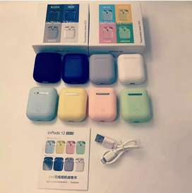 AUDIFONOS AIRPODS CLONE BLUETOOH 5.0 - COLORES