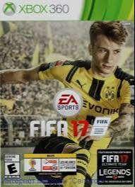 Fifa 17 Original para Xbox 360 Usado