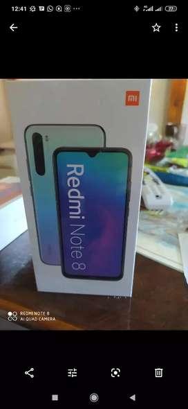 Xiaomi note 8 de 64gb