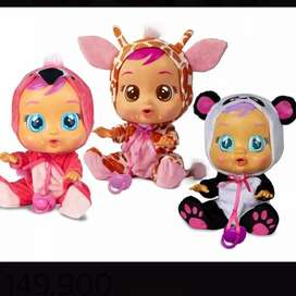 Cry babies  Bebes llorones marca boing toys original