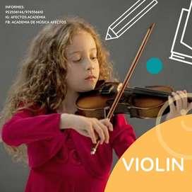 Clases de Violin/Viola