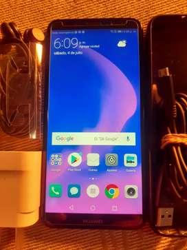 Huawei mate 10 lite 4gb RAM 64gb memeria 4g libre impecable