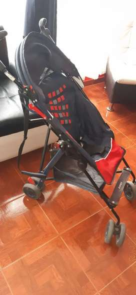 Coche paseador para bebe (Marca Jumpy) precio negociable