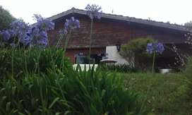 Villa Gesell .chalet  para 8 Personas