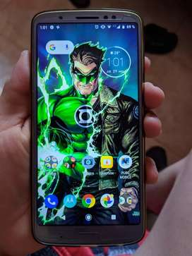Vendo celular Moto G6 plus