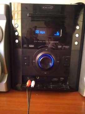 Equipp de sonido de usb