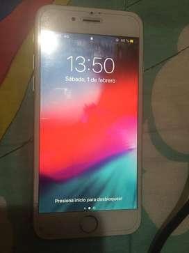 vendo iphone 6 de 60 gb  9/10