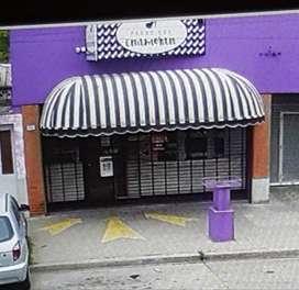 Amplio local en Villa Mitre