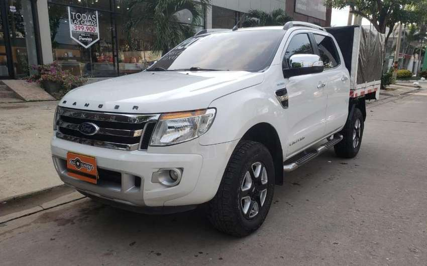 Ford Ranger 3.2 4X4 Diesel 0