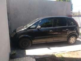 Vendo Chevrolet Meriva 2007 (ex taxi) buen estado