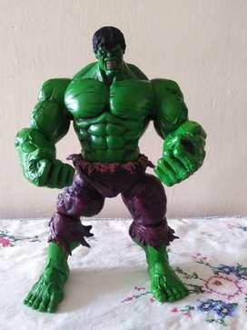 Hulk action figure marvel original.