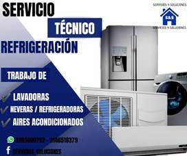 Servicio de mantenimiento técnico