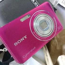 Camara digital compacta