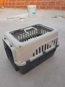 Jaula portátil de perro o gato