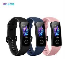 Huawei Honor Band 5 + 4 protectores de pantalla