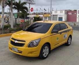 Taxi chevrolet cobalt