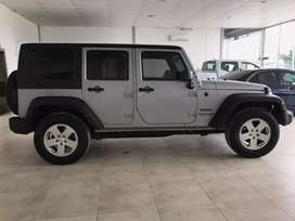 Jeep wrangler unlimited 284 hp. AT