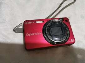 Camara Sony con memoria original 4gb