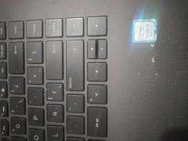 HP corei5 8gen 256gb, Win 10