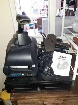 Combo de impresora sat