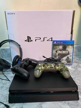 Vendo playstation 4 perfecto estado !
