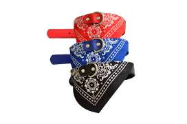 Collar Pañoleta Para Mascota Mediano