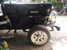 Vendo hermoso jeep willys mod. 1959