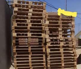 Parihuelas de madera