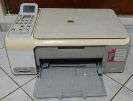 Impresora y scanner Hewlet Packard C4180