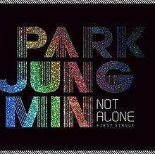 cd kpop Park jung min not alone