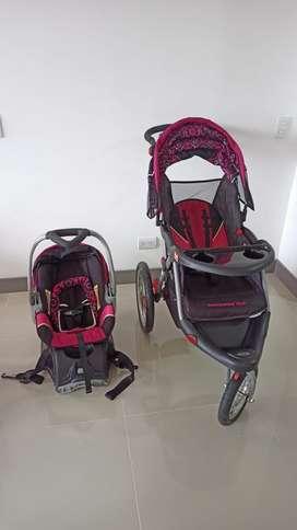 Coche para bebé baby trend