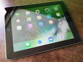 iPad 4 generación 16Gb libre de iCloud, exelente estado