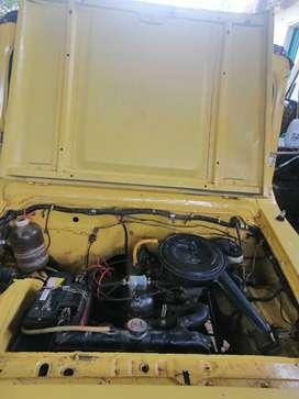 Se vende daihatsu f 10 4x4 excelente estado de motor le funciona doblé y bajo muy buen estado