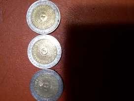 Vendo monedas con error ortográfico