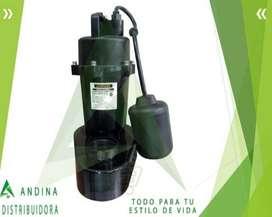 Bomba Sumergible 1 Hp Marca Century, Fuentes, Lagos, Rios